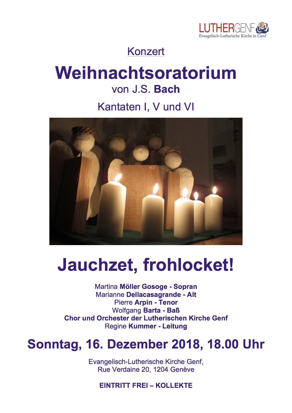 Weihnachtsoratorium2018
